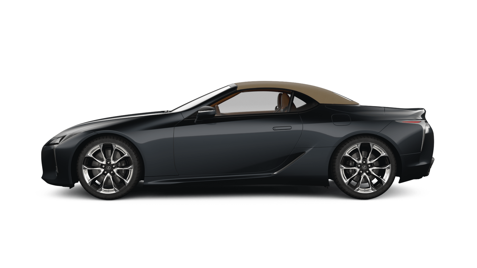 LC Convertible in Slate Grey