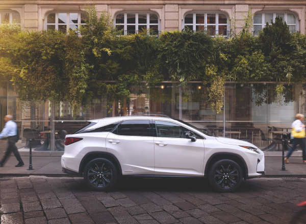 Lexus RX Crafted Edition, SUV
